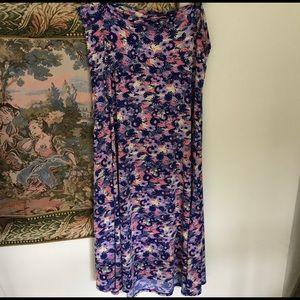 LulaRoe Long Skirt